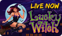 Lucky Witch Halloween Tournament